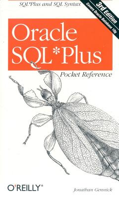 Oracle Sql*plus By Gennick, Jonathan
