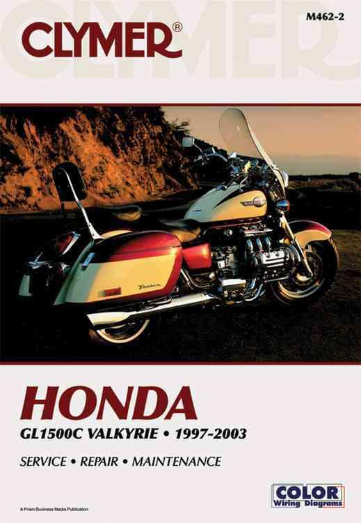 Clymer Honda Gl1500C Valkyrie, 1997-2003 By Scott, Ed